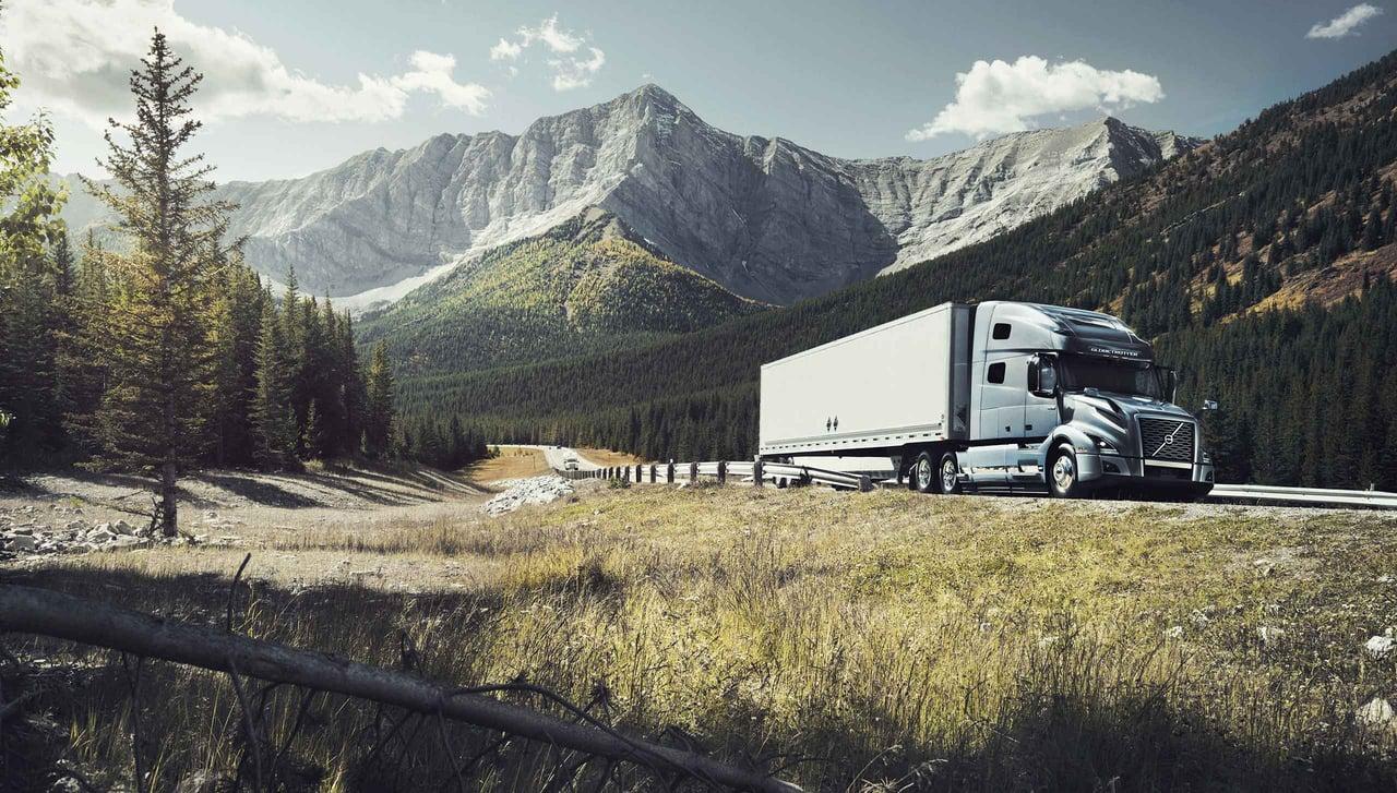 Volvo trucks come Verizon Connect ready.