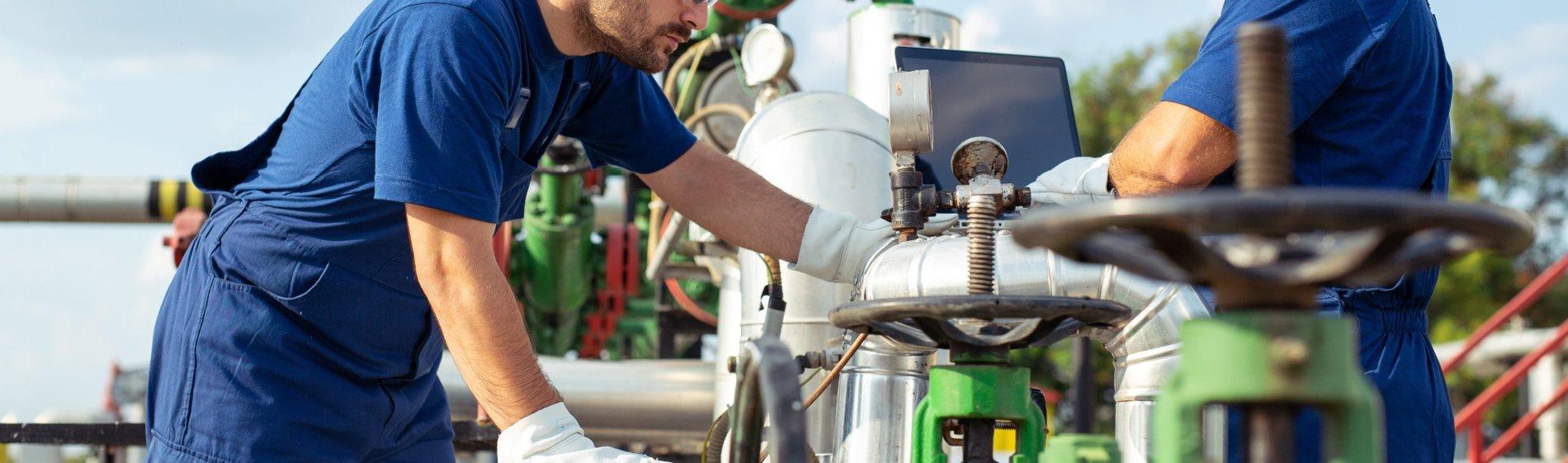 Seguridad, eficiencia y fiabilidad en el campo de trabajo