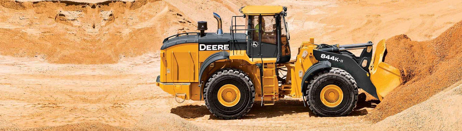 John Deere equipment is Verizon Connect ready