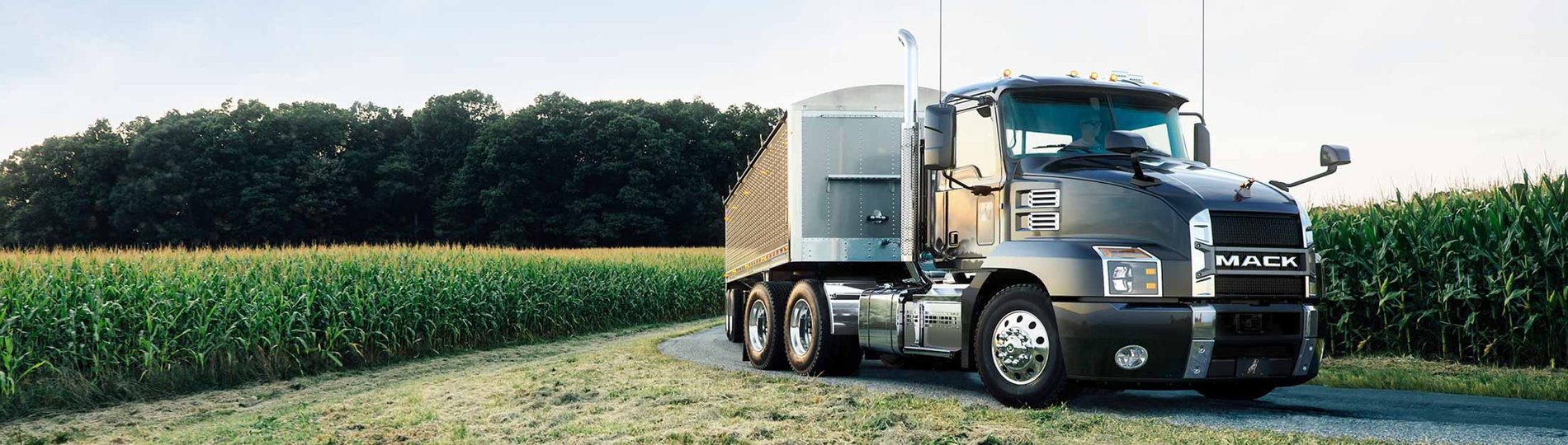 Mack powered trucks come Verizon Connect ready