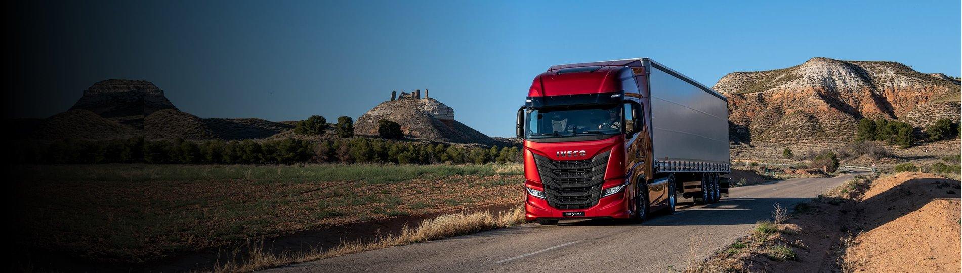 Wagenparkoplossingen ontworpen voor uw Iveco-voertuigen.