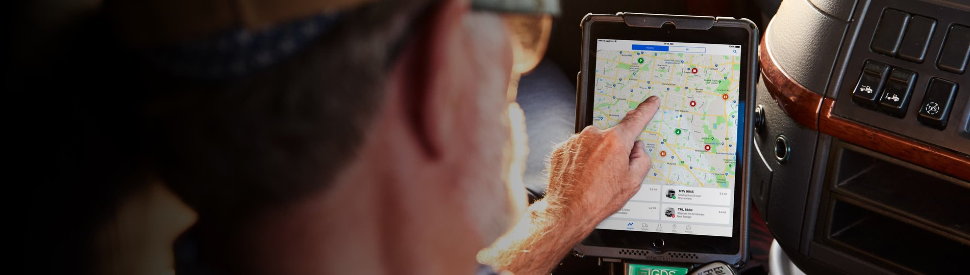 GPS fleet tracking software leaders in Australia