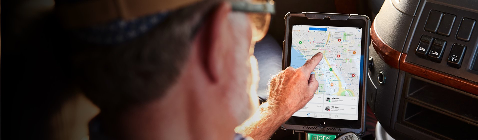 Vehicle tracking systems can offer companies big benefits